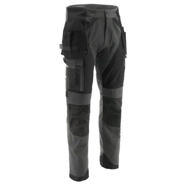 Caterpillar Advanced Trademark Trouser Trousers Dark Shadow